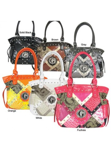 PK 1279  Signature style handbags