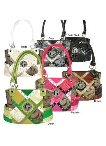 PK 1278  Signature style handbags