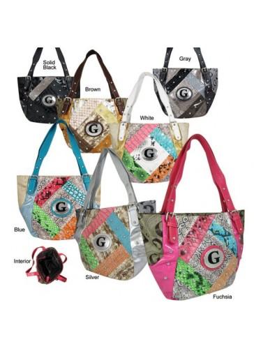 PK 1308  Signature style handbags