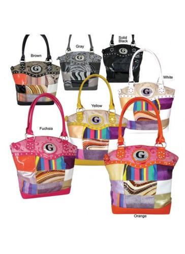 PK 1302  Signature style handbags