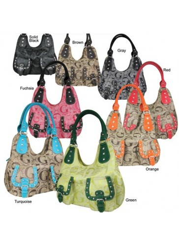 PK 1328  Signature style handbags