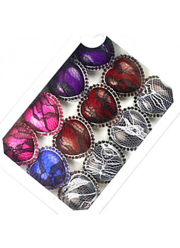 RR3304 dozen pack fashion rings