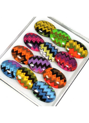 RR0019 dozen pack fashion rings