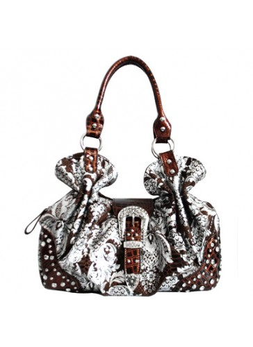 P4791 Western style handbags