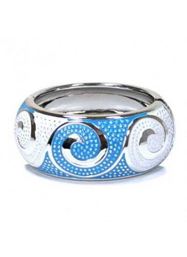 BL610248 Blue fashion bangle