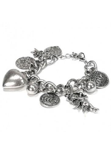 BL640126 Casting fashion charm bracelet