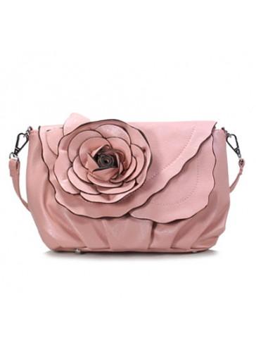 P3025 Fashion petite flower handbags