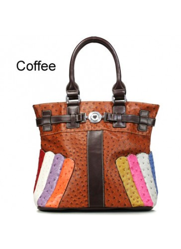 P6461 Color Patch Tote