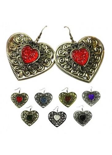 E4175 Dozen pack fashion earrings