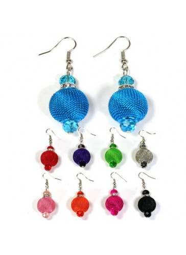 EM1622 Dozen pack fashion earrings