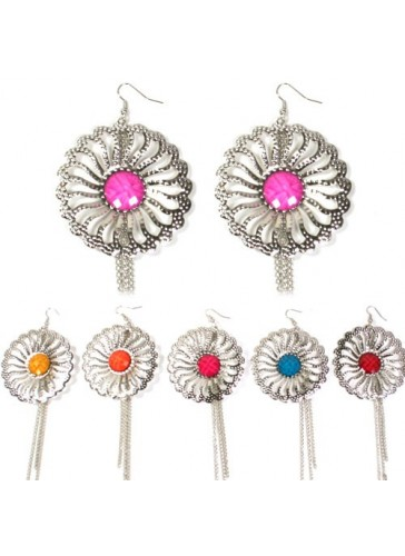 EM1351 Dozen pack fashion earrings