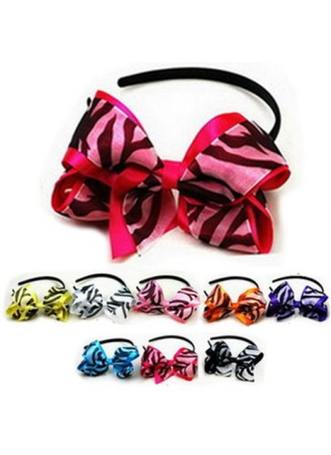 HC105 Dozen pack hair accessories