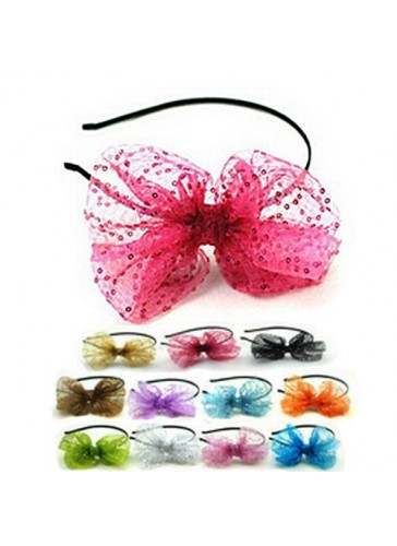 HC142 Dozen pack hair accessories